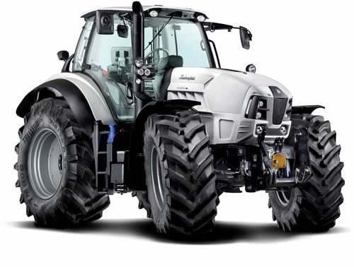 New Lamborghini Tractor Range for 2014